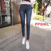 送料 0円★PPGIRL_A803 Again skinny jeans / denim pants / skinny pants / casual pants / slim fit  /