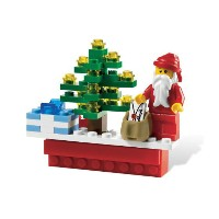 レゴ ホリデー 853353 LEGO Holiday Scene Magnet