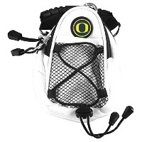NCAA Oregon Ducks – Mini Day Pack – ホワイト
