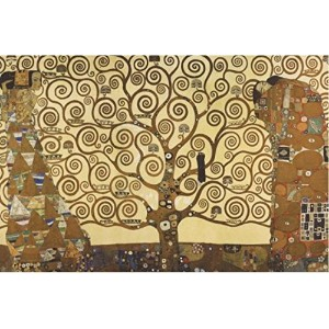 Gustav Klimt – The Tree Of Lifeポスター36 x 24 in