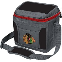 NHL Chicago Blackhawks 9Can Soft Sided Coleman Cooler