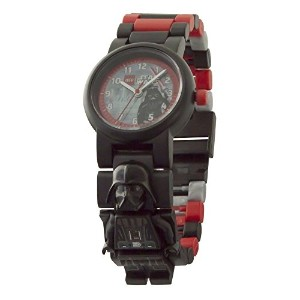 LEGO Star Wars Darth Vader minifigure link Watch (2017)