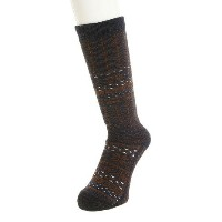 フェニックス(PHENIX) SNOW PATTERNED SOCKS PS788SO60 NV (Lady's)
