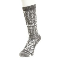フェニックス(PHENIX) SNOW PATTERNED SOCKS PS788SO60 CG (Lady's)