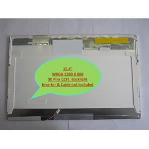【Dell Latitude D830 Replacement LAPTOP LCD Screen 15.4 WXGA CCFL SINGLE (Substitute Replacement LCD...