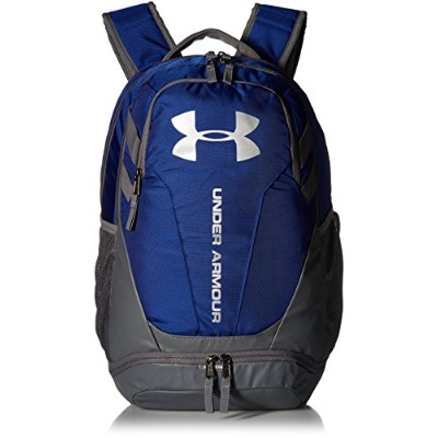 (One Size, Royal Blue/Silver) - Under Armour Hustle 3.0