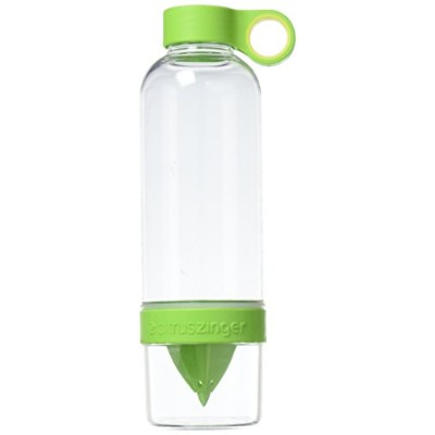 Zing Anything MAIN-33986 Citrus Zinger Water Bottle, Green by Zing Anything