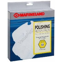 Marineland Canister Filter C-360 Polishing Filter Pads, Rite-Size T by MarineLand