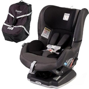 Peg Perego - Primo Viaggio Convertible Car Seat With Travel Bag - Atmosphere by Peg Perego