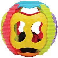 Playgro Shake Rattle and Roll Ball for Baby by Playgro