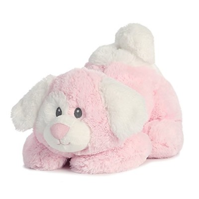 Aurora Baby World Lil' Tushies Puppy Toy, Abby Rose by Aurora Baby