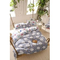 Comforter 4 Pcs set (1 AC Comforter And 1 Double Bed Bed sheet 2 Pillow Cover) Reliable Trends ...