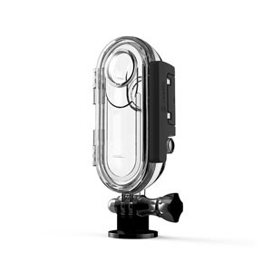 INSTA360ONE/WPケ-ス Shenzhen Arashi Vision Insta360 ONE用 防水ハウジングケース Insta360 ONE Waterproof Case ...