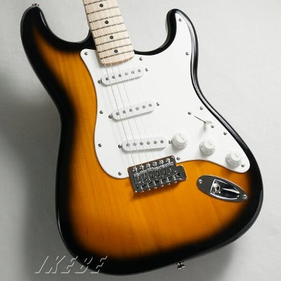 Squier by Fender 《スクワイヤー》Affinity Stratocaster(2-Color Sunburst/Maple Fingerboard)【お取り寄せ品】【oskpu】