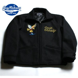 "No.BR13864 BUZZ RICKSON'S バズリクソンズ WOOL TOUR JACKET""BUZZ RICKSON UNIFORM COMPANY"""