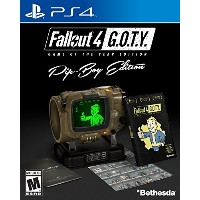 Fallout 4 Game of The Year Pip-Boy Edition - PlayStation 4 - USA.