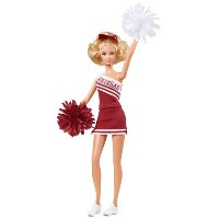 Barbie Collector University of Arkansas Doll by Barbie [並行輸入品]