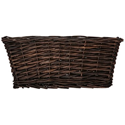 Lambs & Ivy Basket, Espresso by Lambs & Ivy