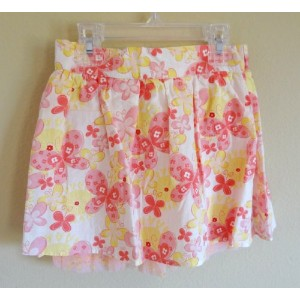 BABY NAY (ベビーネイ) [It's a Small World by Baby Nay] Pink Wish Skirt ピンク ウィッシュ スカート (4T) 【並行輸入】