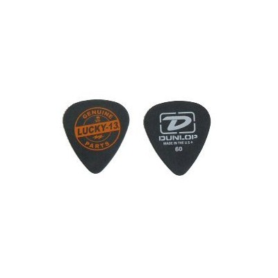 JIM DUNLOP L07R/GENUINE PARTS/0.60 ピック×12枚