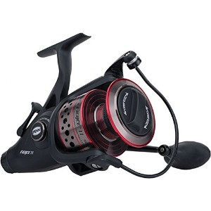 輸入品 リールPenn釣り道具 Penn Fierce II Spinning Reel 4000, 6.2:1 Gear Ratio, 5 Bearings, 13 lb Max Drag, Ambidextrous, Boxed [並行輸入品]