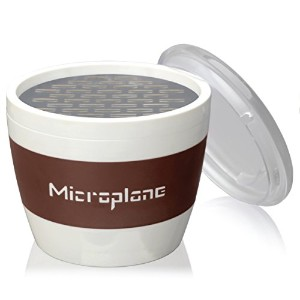 Microplane - Chocolate Cup Grater - Perfect for Grating Small Quantities of Chocolate Spices or...