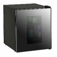 アバンティ ビバレッジクーラー 保冷庫 ガラスドアAvanti 1.7-Cubic Foot Superconductor Beverage Cooler W/Mirrored Finish...