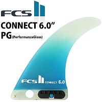 FCS2ロングボード用センターフィン( Connect,6)