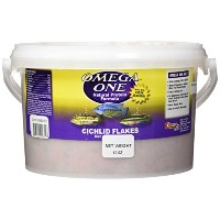 Omega One Cichlid Flake 12 Oz. by Omega One
