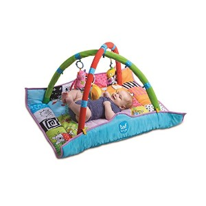 Taf Toys Musical Newborn Gym Extra Padded Play Gym by Taf Toys