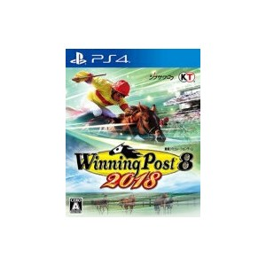 【送料無料】 Game Soft (PlayStation 4) / Winning Post 8 2018 【GAME】
