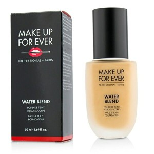Make Up For EverWater Blend Face & Body Foundation - # Y325 (Flesh)メイクアップフォーエバーWater Blend Face &...