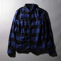 SALE【GUILD PRIME ギルドプライム】 ◇◇【NUMBER (N)INE DENIMxLOVELESS・GUILD PRMIE 】MENS COLLABORATION FLANNEL...