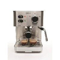 カプレッソ エスプレッソマシン 118.05Capresso 118.05 EC PRO Espresso and Cappuccino Machine