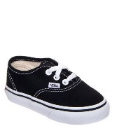 VANS Authentic Black 19