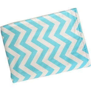 Caden Lane Blanket, Green Bright Baby by Caden Lane