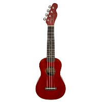 Fender / Venice Soprano Ukulele Cherry [California Coast Series] ウクレレ ソプラノ