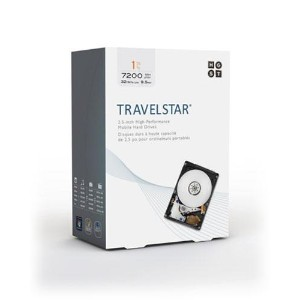 HGST 0S03509 IDK (Travelstar 1TB 5400RPM HDD) 2.5InchHDD