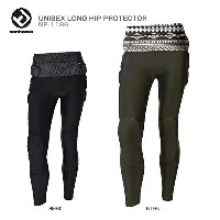 north peak〔ノースピーク ヒッププロテクター〕UNISEX LONG HIP PROTECTOR NP-1186