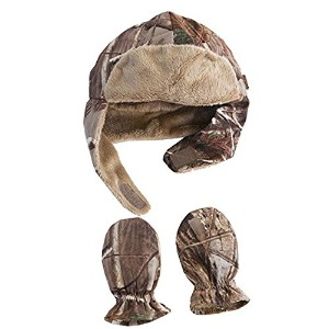 Carstens Realtree AP Baby Hat and Mitten Set, 6-12 Months by Carstens