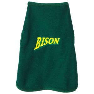NCAA North Dakota State Bison Polar Fleece犬スウェットシャツ XL
