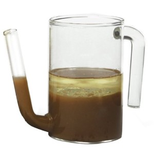 Norpro 2-Cup Glass Gravy Sauce Stock Soup Fat Grease Separator - Dishwasher Safe by Norpro
