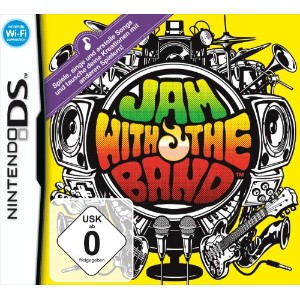 【Jam with the band. Nintendo DS (輸入版)】 b003hhzii2