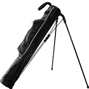 TabooゴルフSidekick Driving範囲日曜日Carry Golf Bag ( More Colors available ) シルバー