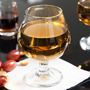 9 oz Brandy Glass Libbey 3704 Embassy Snifter or Cocktail Set of 6 by Libbey