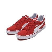 【PUMA】 プーマ Court Point Vu Buc コートポイント Vu Buc 359255 *08H. R. RED/WH