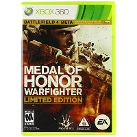 【Medal of Honor Warfighter (Limited)】 b0050sy5bm