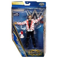 【WWE Wrestling Elite Collection Hall of Fame Jimmy Mouth of the South Hart 6 Action Figure】...