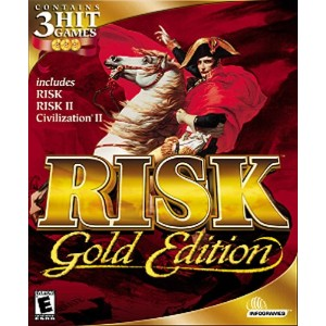 Risk, Gold Edition (輸入版)