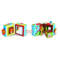 Tiny Love Flip Cube Toy by Tiny Love